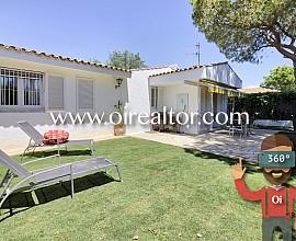 Funcional casa independiente con mucho terreno en Sant Pere de Ribes