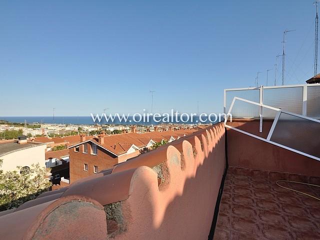 Encantadora casa pareada en Mataró