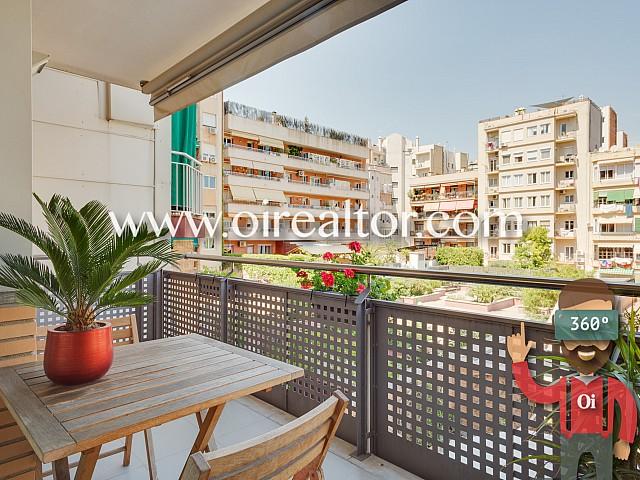 Acogedor apartamento en Eixample Derecho, Barcelona