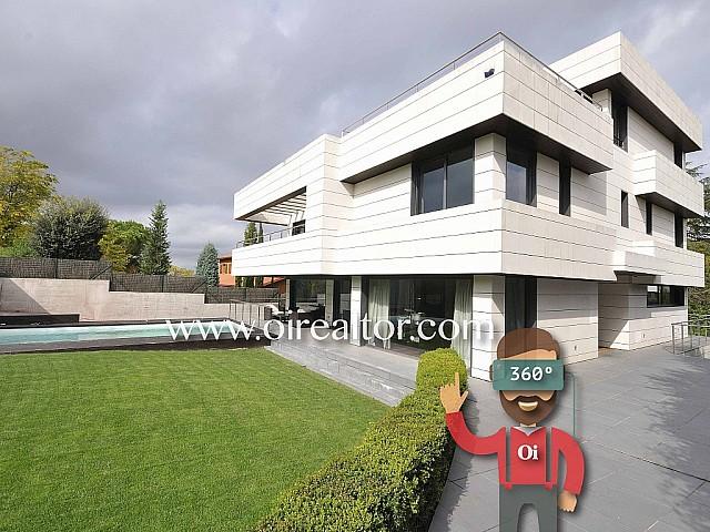 Exclusiva casa amb tecnologia domòtica a Valldoreix