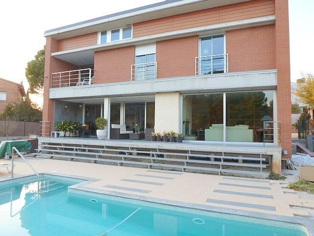Продается дизайнерский загородный дом в Вальдорейш, Сант Кугат