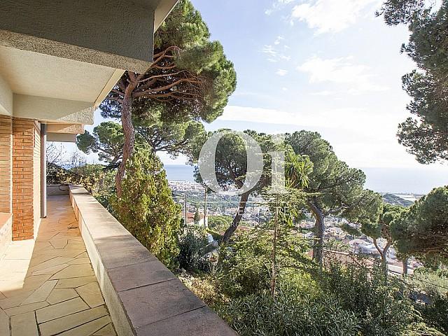 Espectaculares vistas y entorno, casa unifamiliar en Premia de Dalt