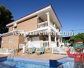 Preciosa casa ubicada en un entorno muy tranquilo, Cubelles