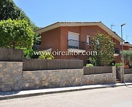 Magnifica casa a cuatro vientos en el centro de Cabrera de Mar