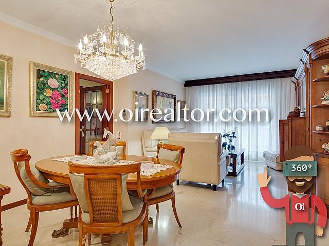 Magnifique appartement dans l'Eixample Izquierdo de Barcelone