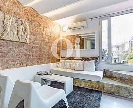 Singulier penthouse de design en vente sur Nou de la Rambla