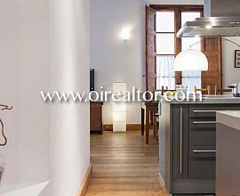 Precioso piso ubicado en el barrio más emblemático de Barcelona