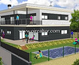 Magnífica casa de obra nueva en Premiá de Dalt
