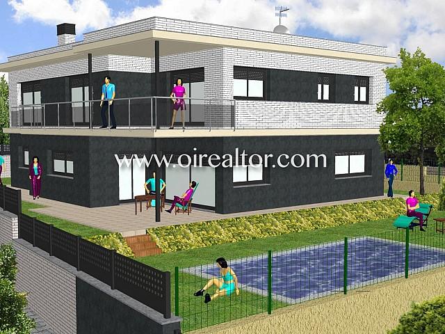 Magnifica casa de obra nueva en Premiá de Dalt