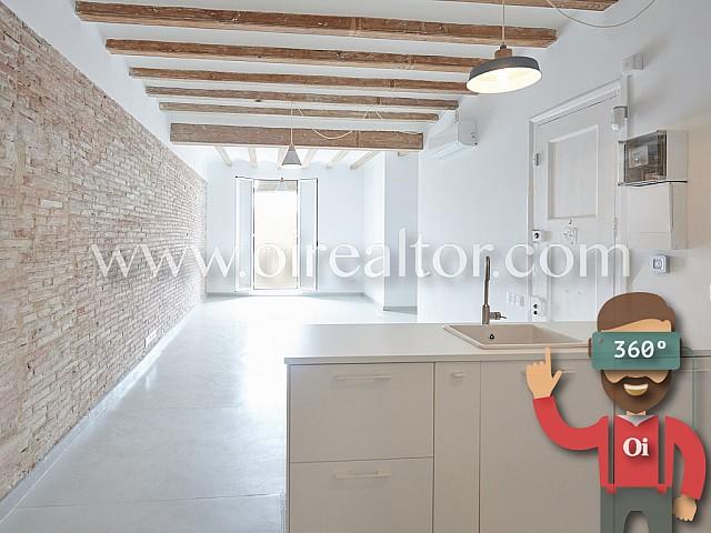 Charmant appartement dans l'historique Raval de Barcelone