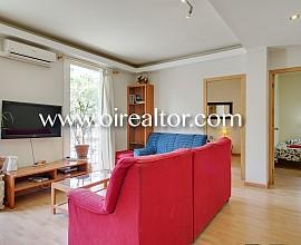 Luminoso apartamento con licencia turística en Barcelona