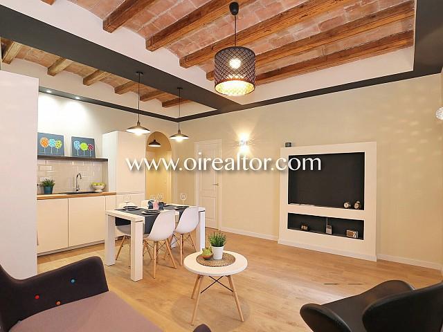 Excelente piso reformado en el Eixample Izquierdo
