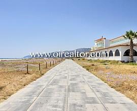 Espectacular casa rústica independiente a los cuatro vientos en Castelldefels