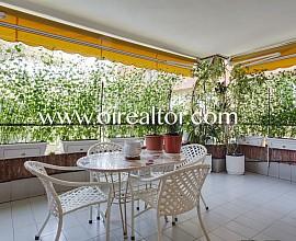 Exclusivo piso en Les Tres Torres, Barcelona