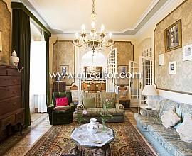 ¡Espectacular casa señorial en pleno centro de Vilassar de Dalt!