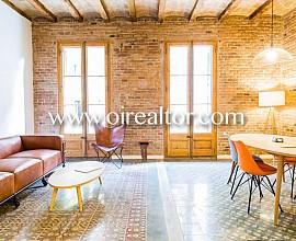 Apartamento reformado en Gracia,Barcelona