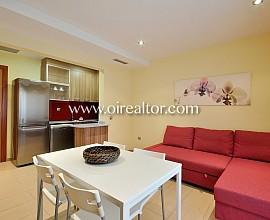 Precioso apartamento con gran terraza en Lloret de Mar, Costa Brava