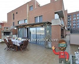 Espectacular ático con terraza de 300 m2 en Mataró