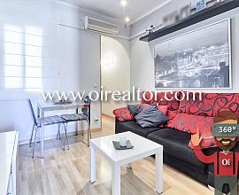Fantastische renovierte Wohnung in Les Corts, Barcelona