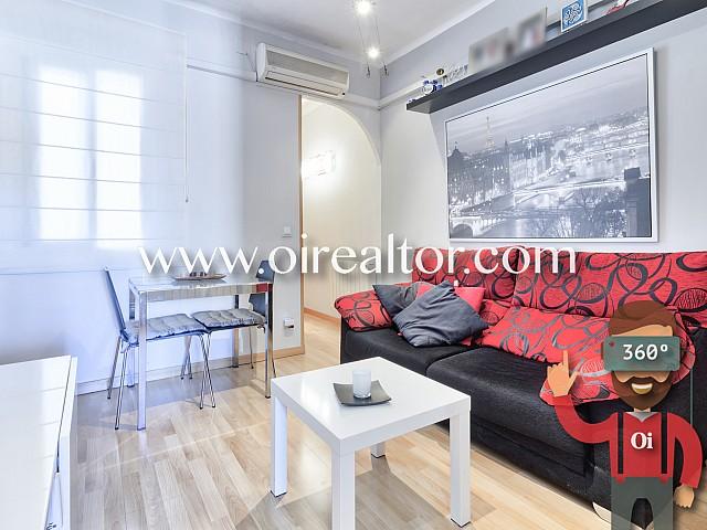 Fantástico piso reformado en Les Corts, Barcelona