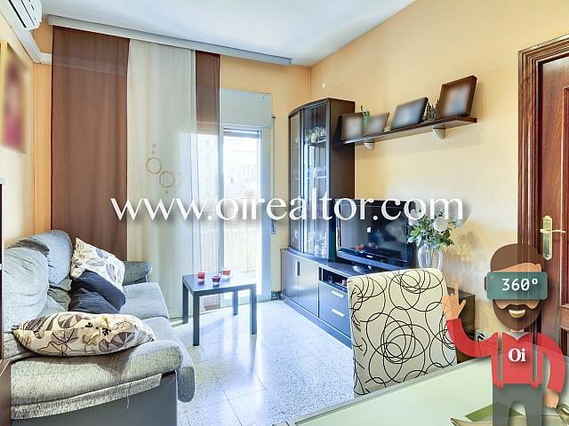 Acogedor piso en una privilegiada zona de Les Corts, Barcelona