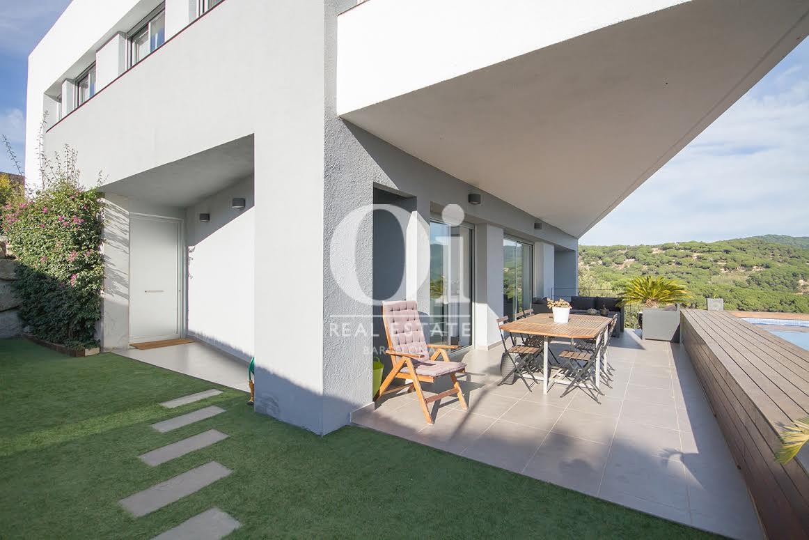 Vistas de propiedad de lujo en venta en Sant Andreu de Llavaneres