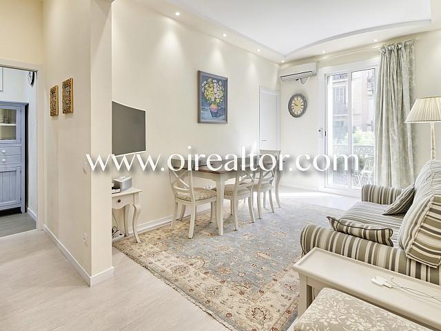 Nou apartament a l'Eixample, al costat d'Arc de Triomf, Barcelona