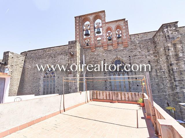 Propiedad única con una magnífica terraza en el Born de Barcelona