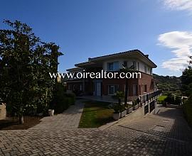 Maravillosa casa con espectaculares vistas en Argentona