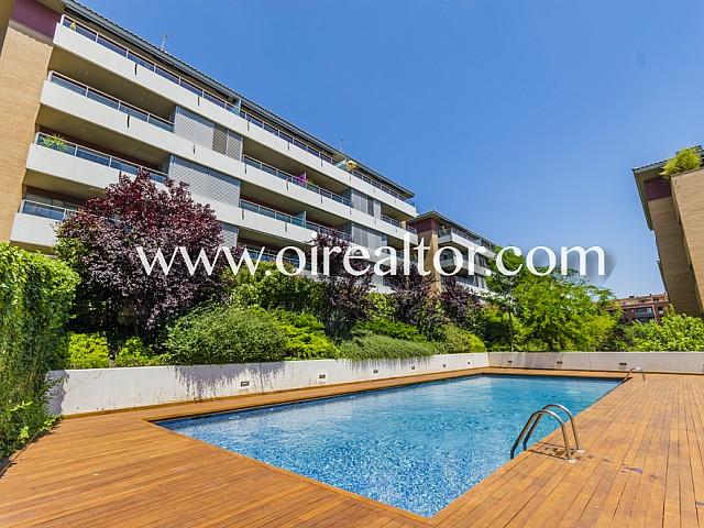 Fantástico piso en Sant Cugat del Vallés Can Matas/ Parc Central de 130 m2