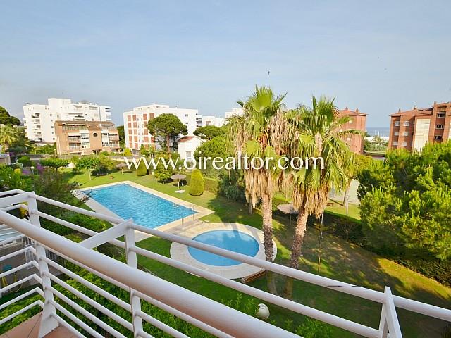 Stunning duplex penthouse in Sant Andreu de Llavaneres