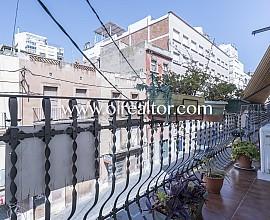 Продается солнечная квартира в центре Таррагоны