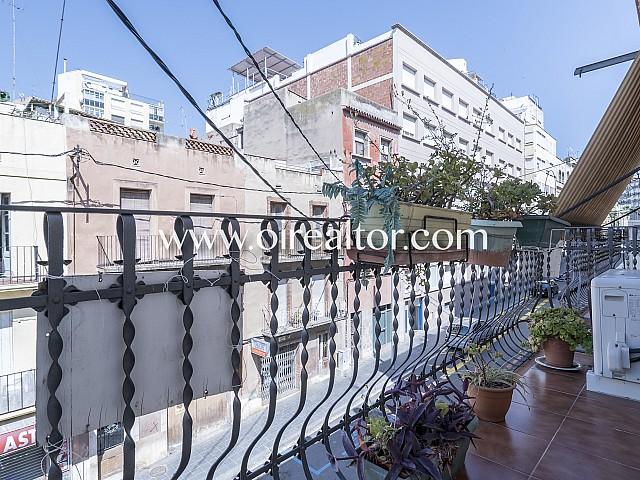 Lluminós pis al centre de Tarragona