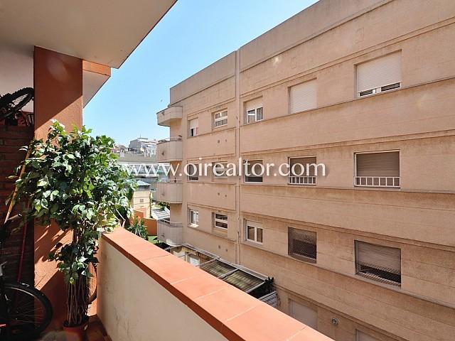 Piso en ubicación inmejorable de 4 habitaciones en Sant Cugat del Vallès