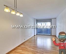 Cozy apartment in Eixample Izquierdo, Barcelona