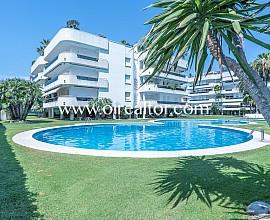 Impresionante piso en la mejor ubicación de Sitges con fantásticas vistas al mar