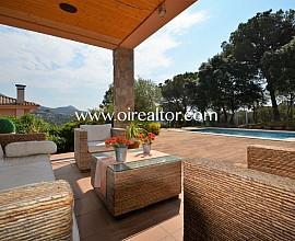 Preciosa casa independiente en Cabrils