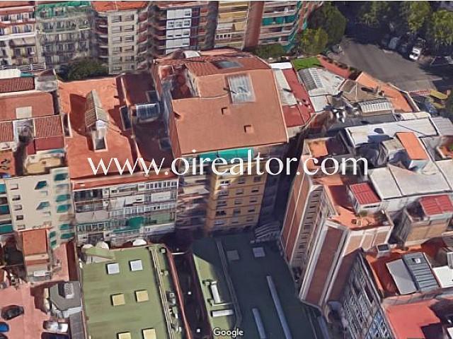 Edificio en venta en el Eixample de Barcelona