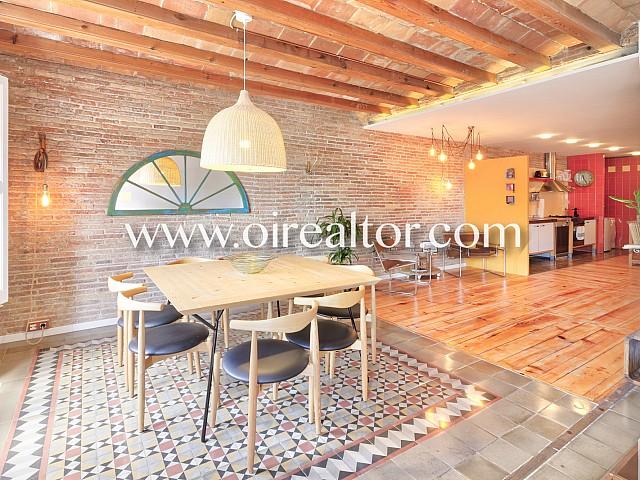 Luminoso piso reformado en el Raval, Barcelona