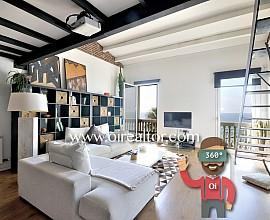 Ático Dúplex de diseño de 95 m2 en Vilassar de Mar