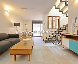 Excelente vivienda unifamiliar con solárium de 45 m² en Poble Sec, Barcelona