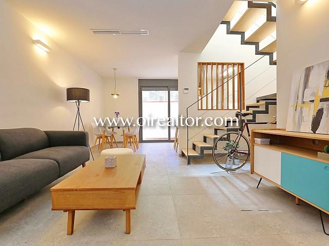Excel·lent habitatge unifamiliar amb solàrium de 45 m² a Poble Sec, Barcelona