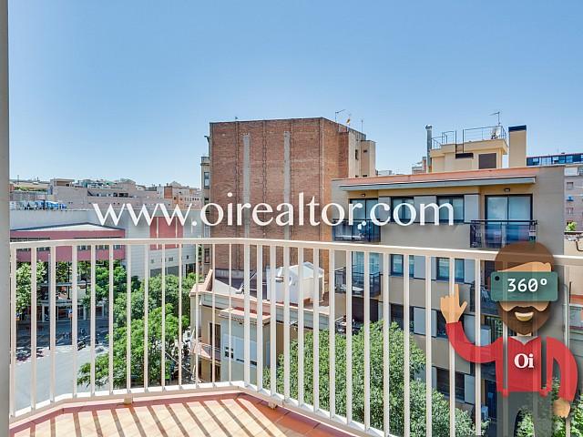 Magnifique appartement à vendre à quelques pâtés de maisons de la Sagrada Familia, Barcelone
