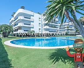 Superbe appartement avec vue sur la mer fantastique dans le meilleur emplacement de Sitges