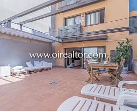 Dúplex de obra nueva con terraza de 140 m2 en Horta, Barcelona