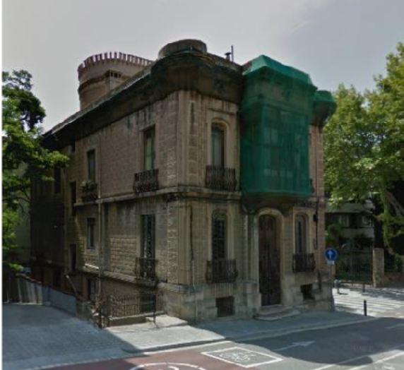 Estupenda finca regia en venta en les tres torres - Finca regia barcelona ...