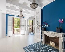 Excelente piso reformado en finca regia en Eixample Izquierdo, Barcelona