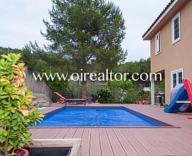 Elegante propiedad con piscina en Mas Mestre, Olivella