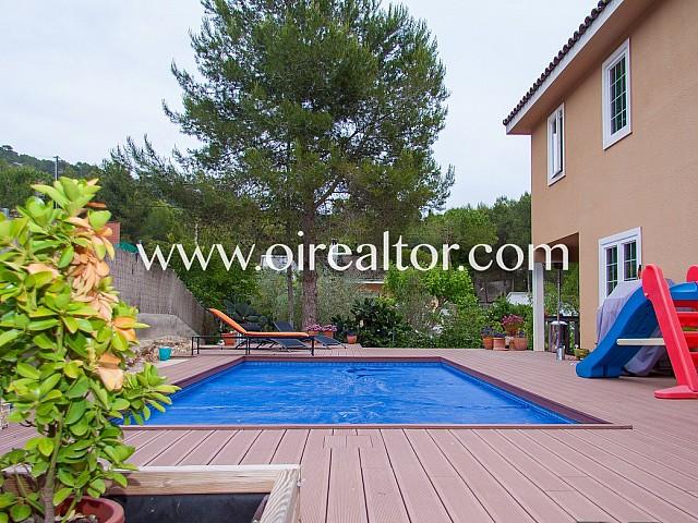 Eleganter Grundbesitz mit Schwimmbad in Mas Mestre, Olivella