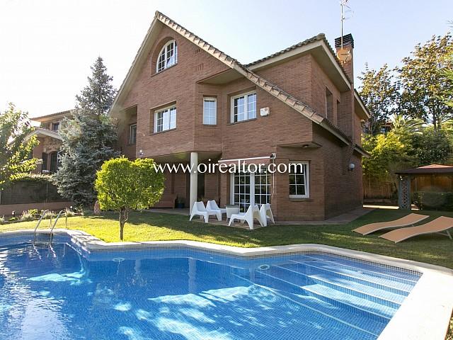 Fantàstica casa de 6 habitacions a Valldoreix- Sant Cugat del Vallès
